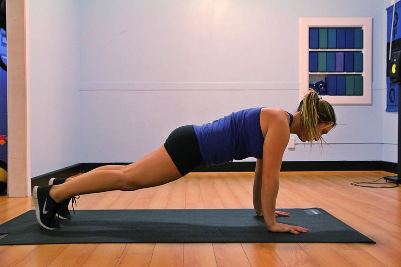 Top 4 Core-Building Exercises