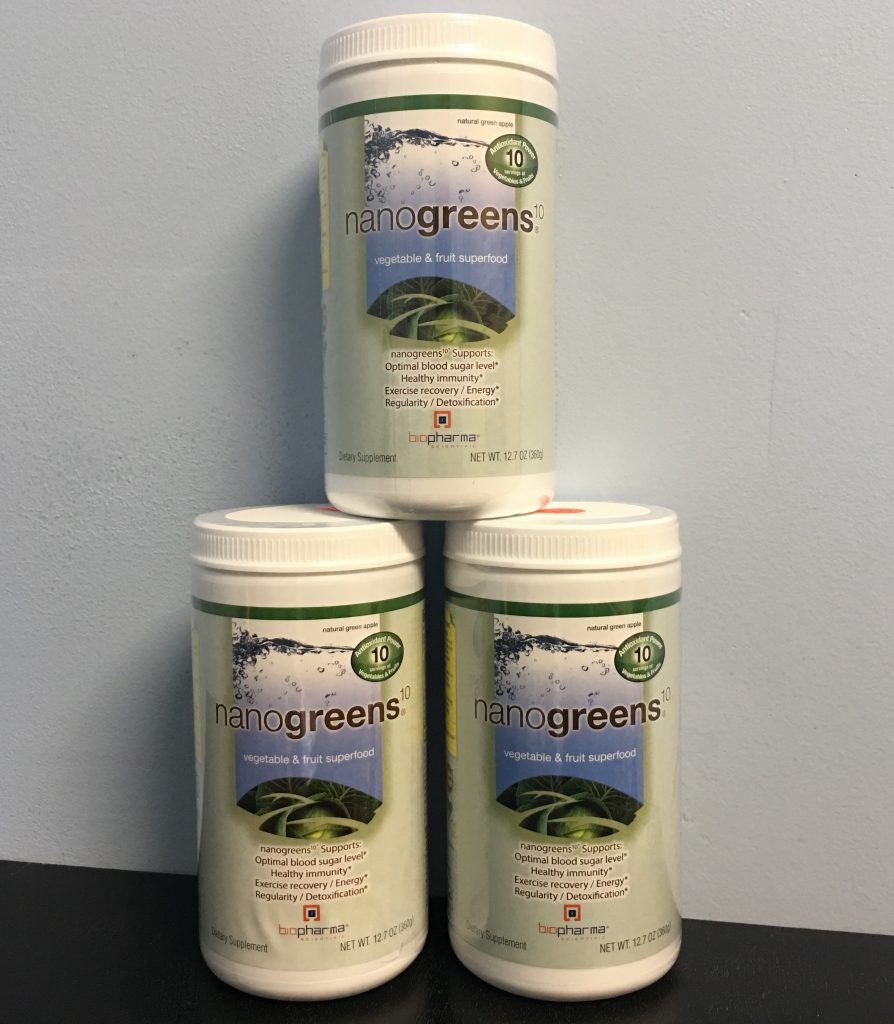 Nano Greens
